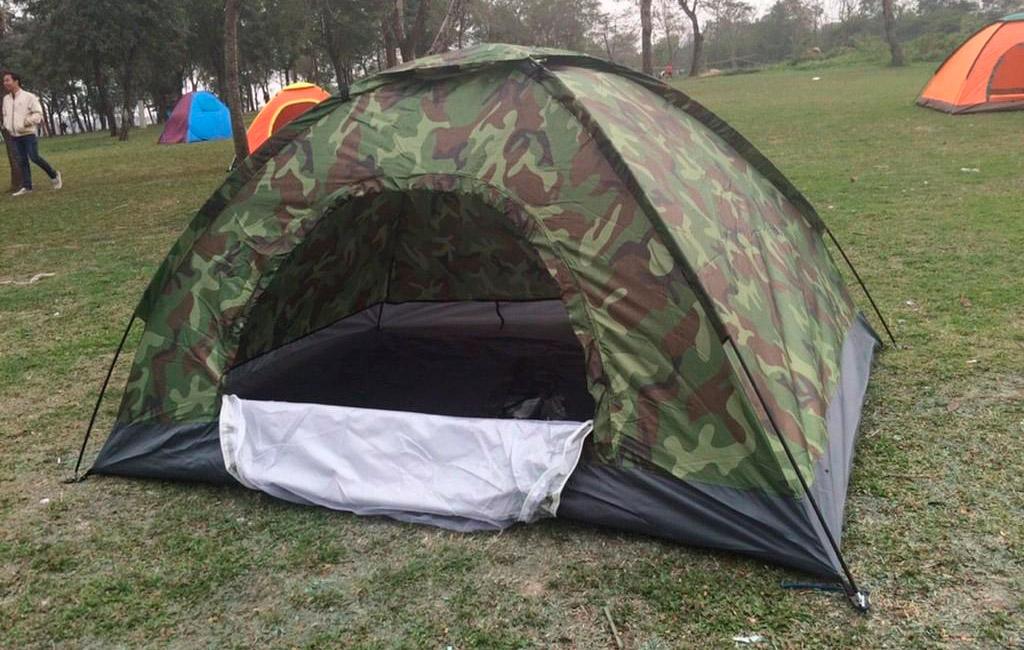 Top 5 lều cắm trại tốt nhất cho dân du lịch