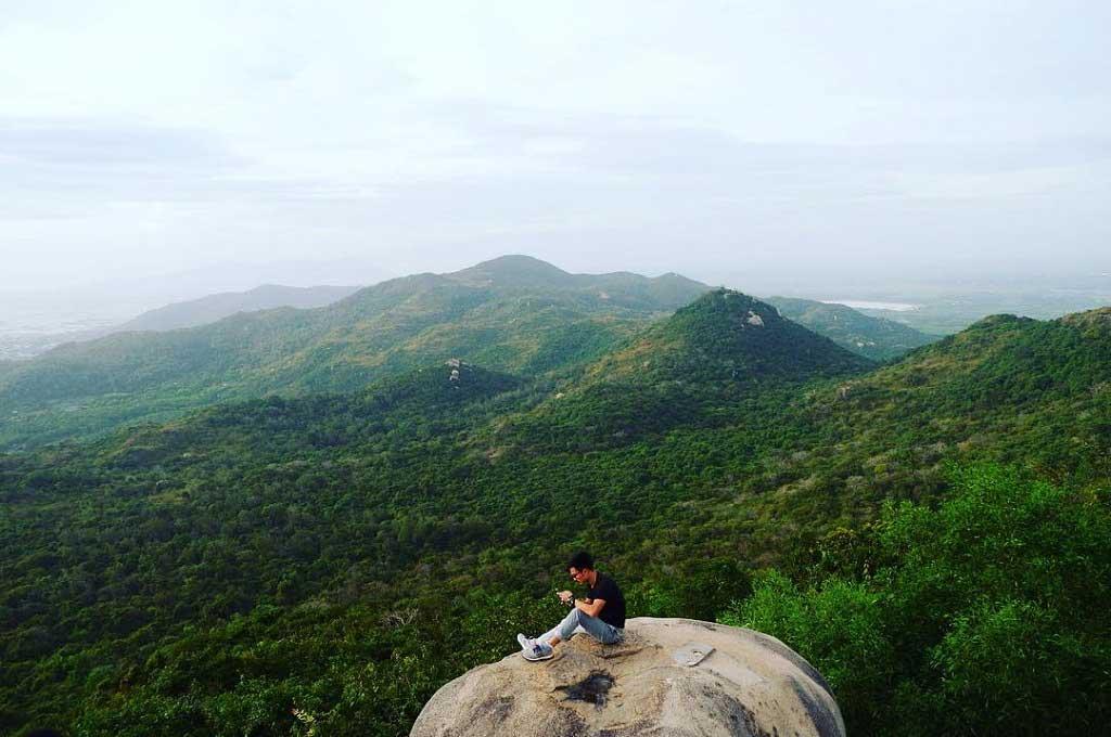 Núi Minh Đạm Vũng Tàu