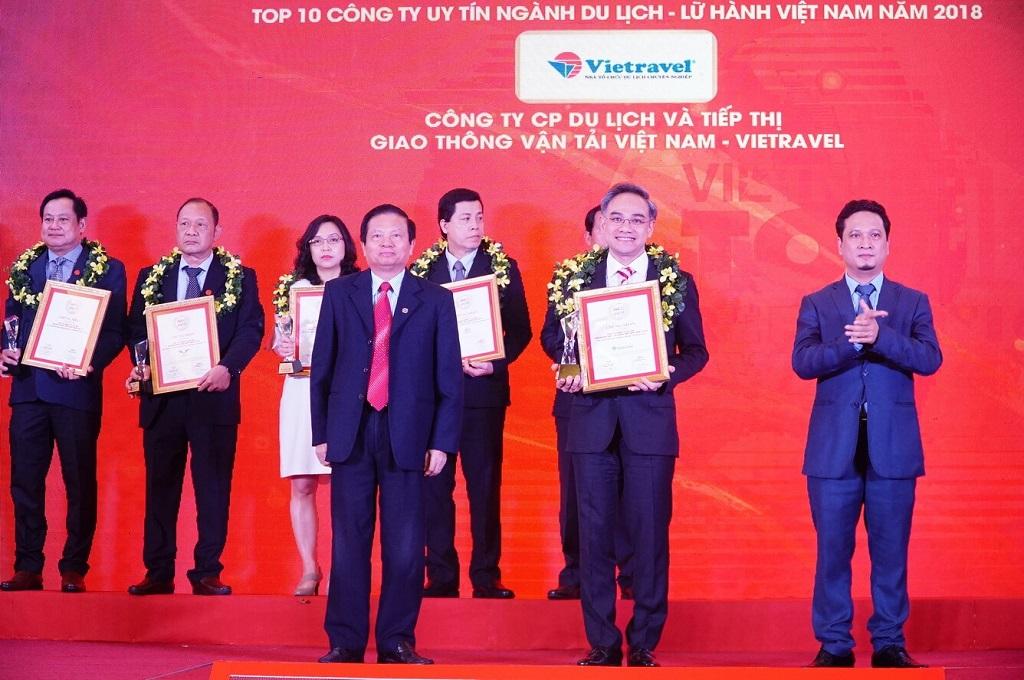 Vietravel cam kết với chất lượng dịch vụ tốt