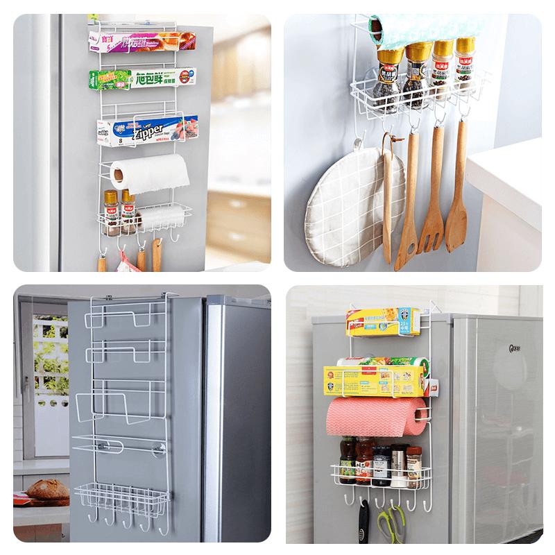 Với dụng cụ gia dụng thông minh, nhà bếp được sắp xếp gọn gàng hơn.