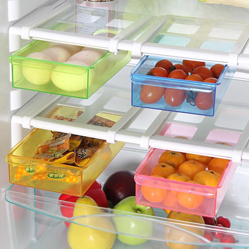 Tìm đồ trong tủ lạnh giờ chỉ là chuyện nhỏ.