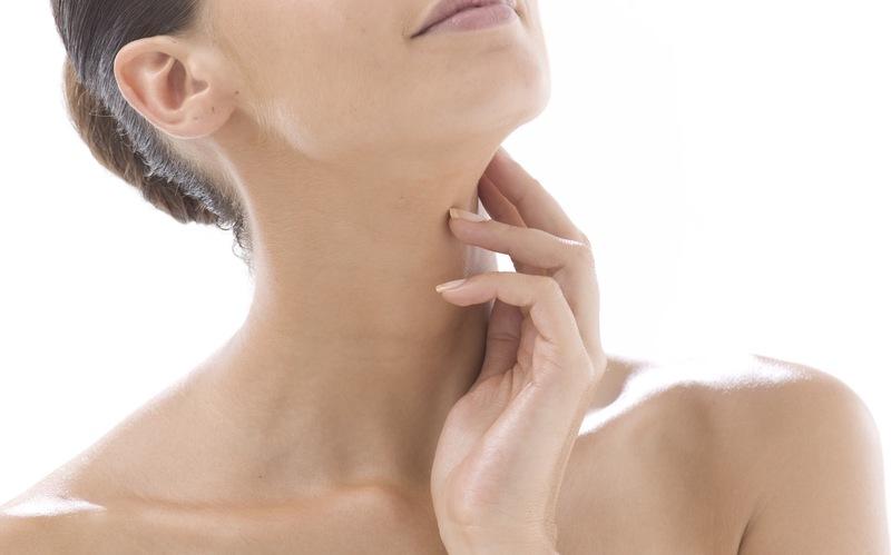 Chăm sóc vùng cổ quan trọng không kém chăm sóc vùng mặt