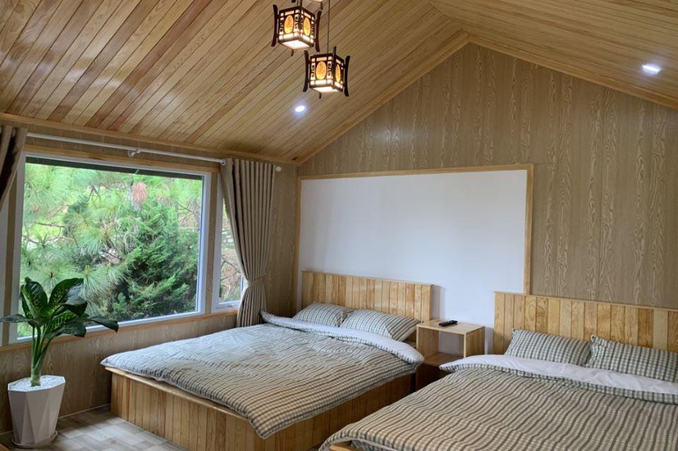 Home stay Gold& Ruby House thích hợp cho những bạn thích ngắm cảnh núi
