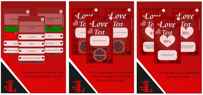 Love Test - Game kiểm tra tình yêu!