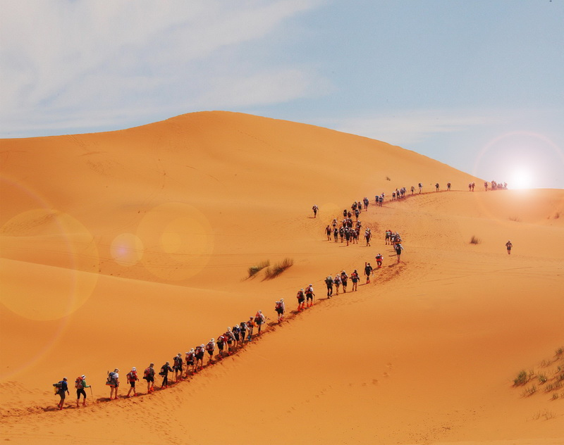 Marathon des Sables, Morocco