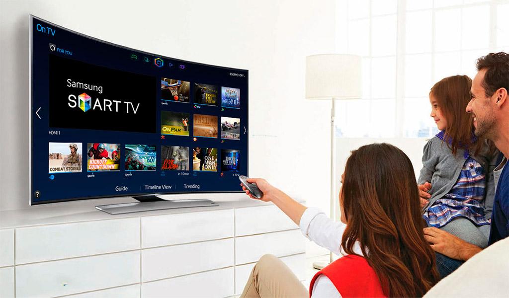 Tivi hãng nào tốt nhất, Smart Tv Samsung