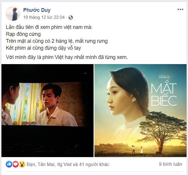 Review phim Mắt Biếc của bạn Phước Duy
