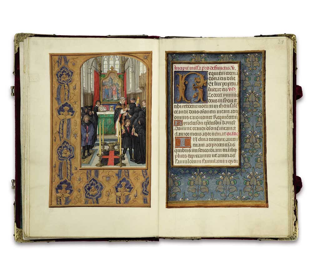 Rothschild Prayerbook