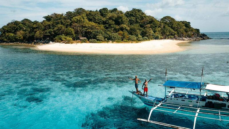 bãi biển yên bình nhất thế giới