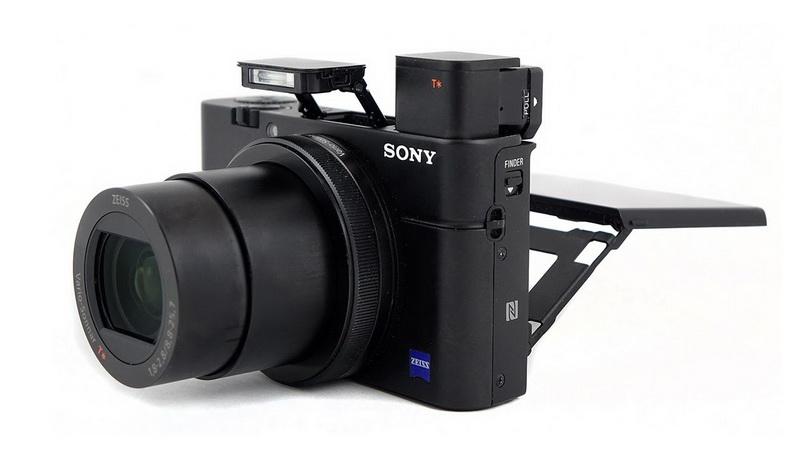 Máy ảnh du lịch Sony Cyber-shot RX100 III