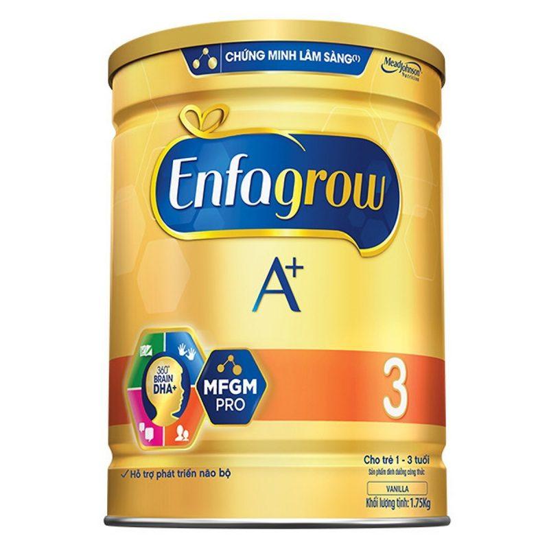Sữa bột Anfagrow A+