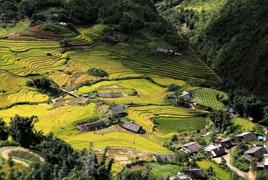 Thung lũng Mường Hoa, đặc sản của núi rừng Tây Bắc