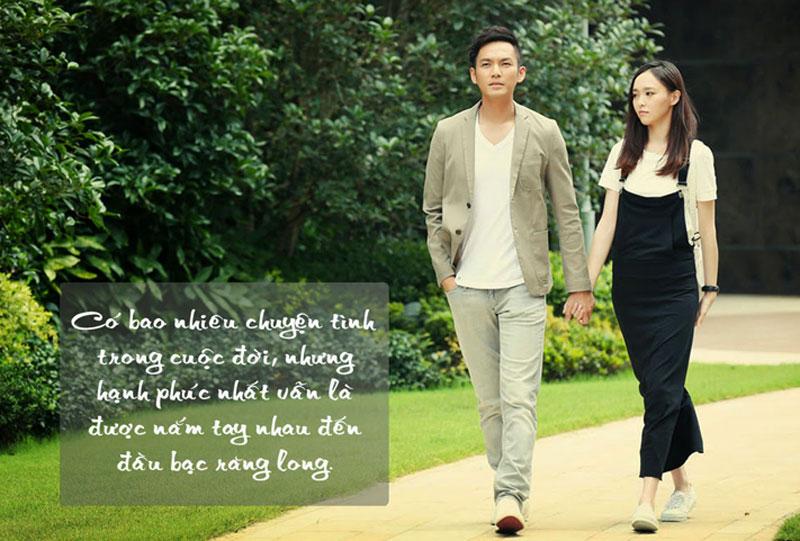 """Khán giả luôn mong chờ một kết thúc """"Bên nhau trọn đời"""" đúng nghĩa cho cặp đôi Hà Dĩ Thâm, Triệu Mặc Sênh."""