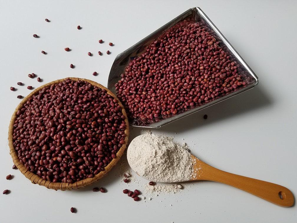Bột đậu đỏ - Mỹ phẩm thiên nhiên.