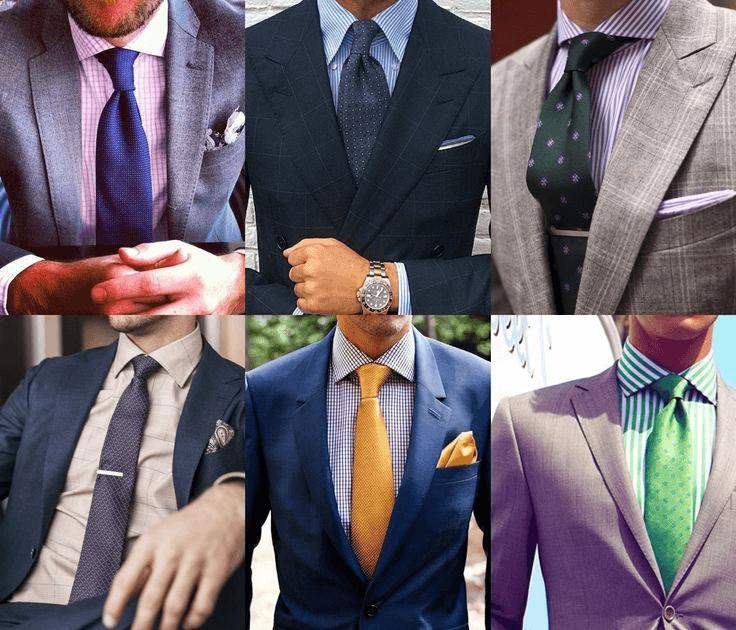 top 3 thương hiệu cà vạt nam được ưa chuộng nhất