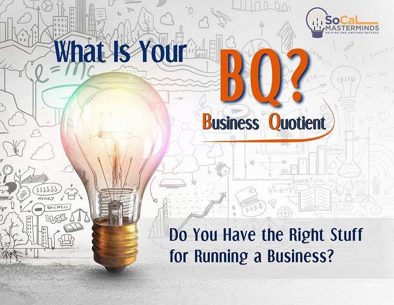 BQ thể hiện khả năng đo lường hiệu quả kinh doanh