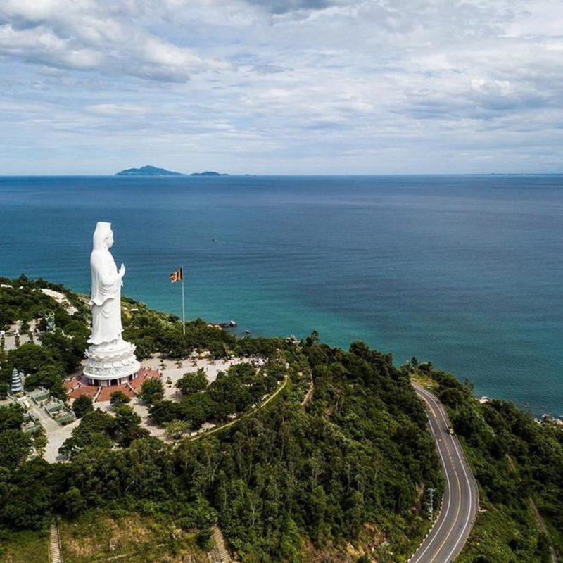 Chùa Linh Ứng Bãi Bụt địa danh du lịch tâm linh nổi tiếng tại Đà Nẵng