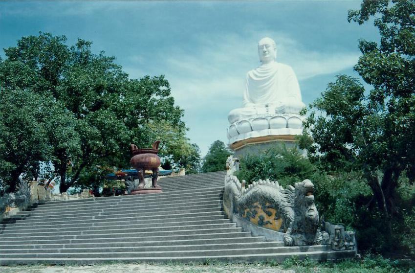 Chùa Thích Ca Phật Đài - ngôi chùa linh thiêng nổi tiếng tại Vũng Tàu