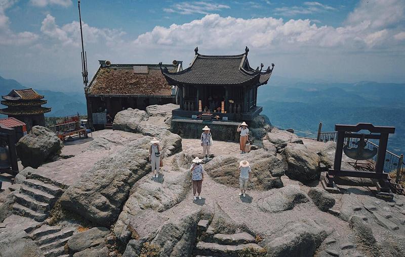Chùa Yên Tử được công nhận là di sản thế giới