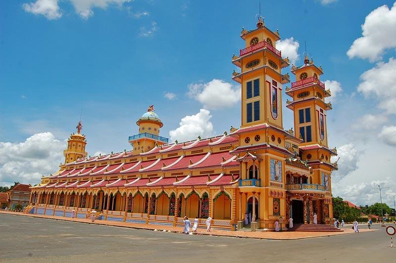 đền cao đài
