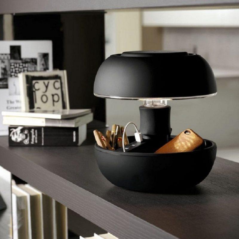 Chiếc đèn ngủ sang trọng tinh tế tiện lợi dành cho mọi nhà