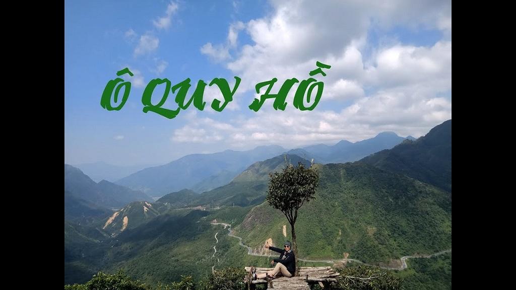 Đèo Ô Quy Hồ được mệnh danh là dải đèo dài nhất Việt Nam