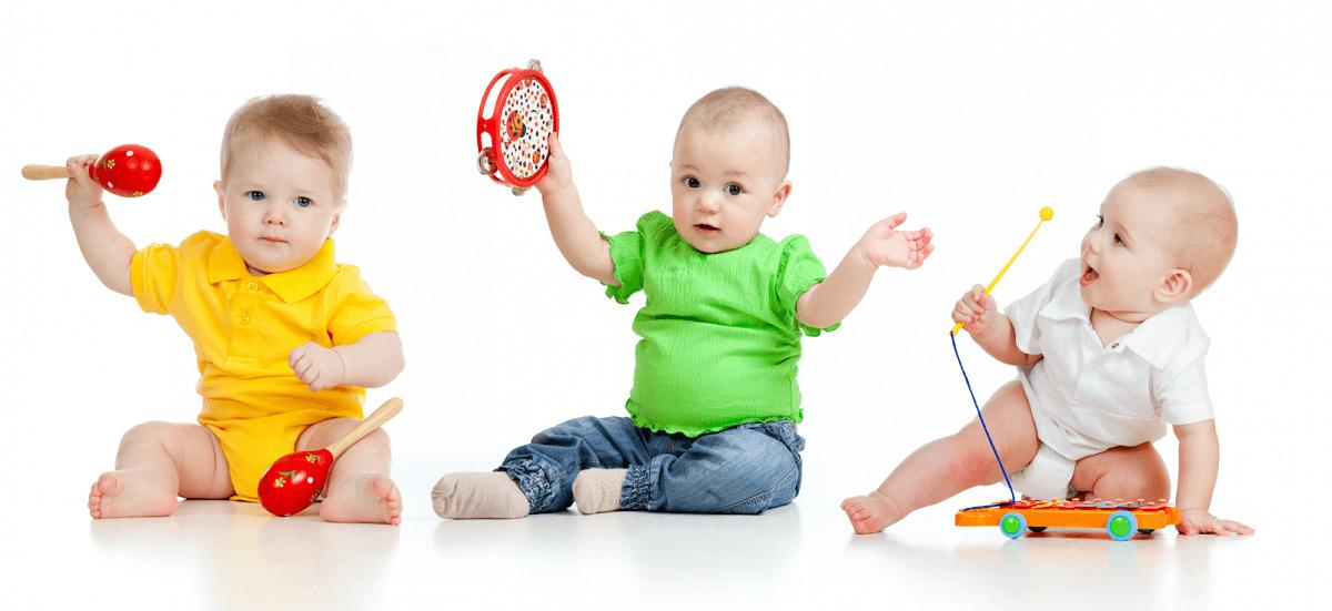 Lựa chọn đồ chơi cho trẻ sơ sinh phải thật an toàn