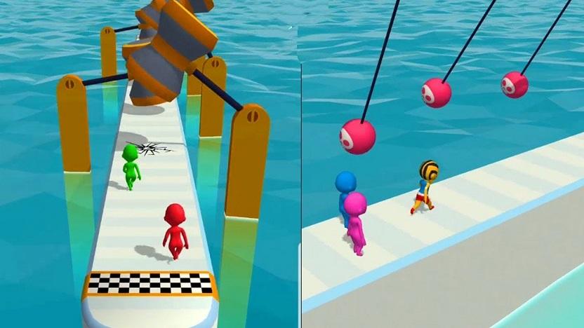 Cùng nhau đồng hành trong không gian khám phá đầy màu sắc mà game này mang lại.
