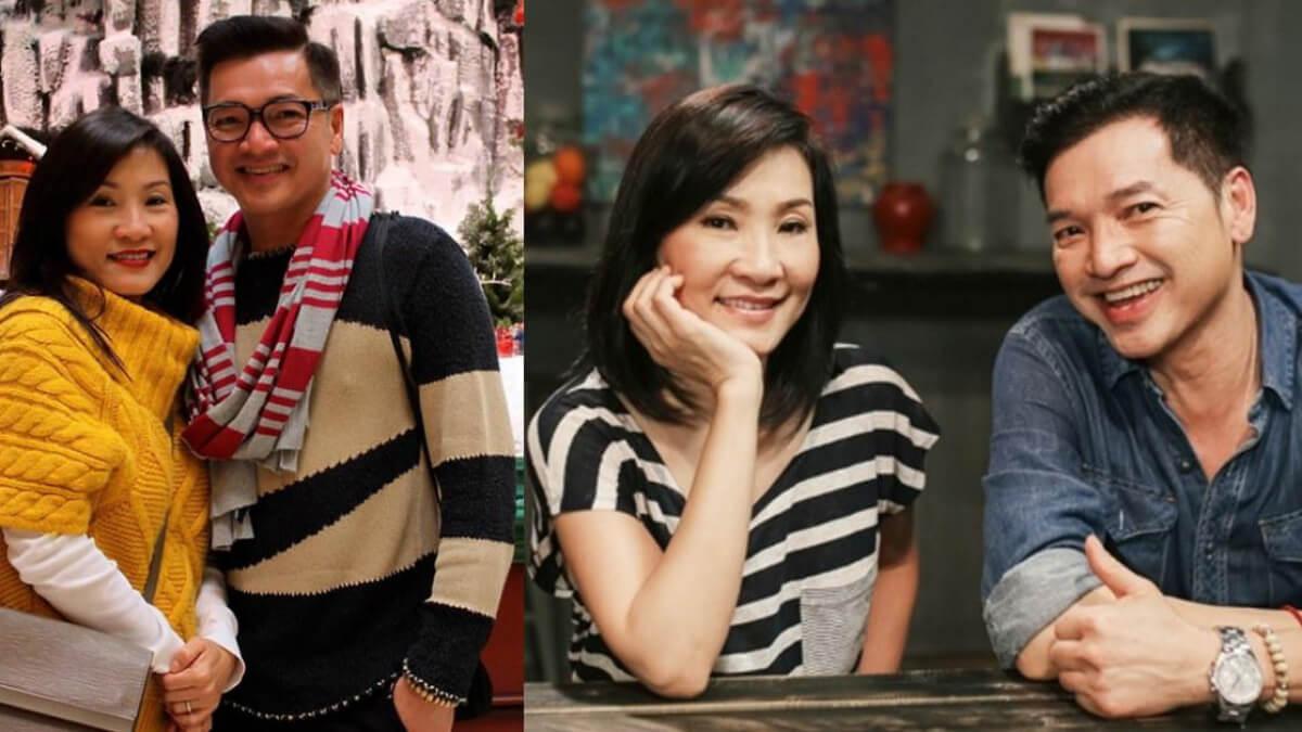 Cặp đôi vàng Hồng Đào - Quang Minh luôn sát cánh bên nhau trong công việc cũng như ngoài đời sống.