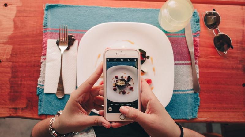 chụp ảnh tốt hơn trên điện thoại iPhone