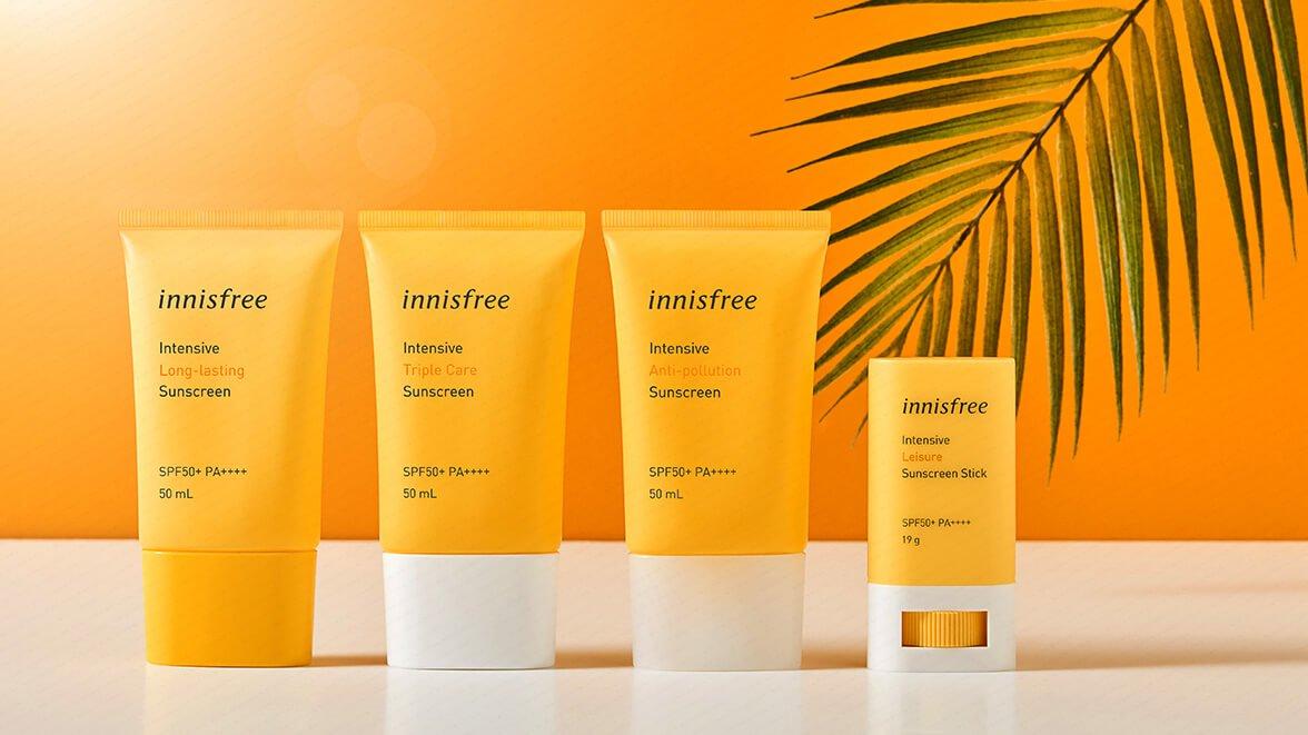 Kem chống nắng Innisfree được nhiều bạn tin dùng chọn lựa