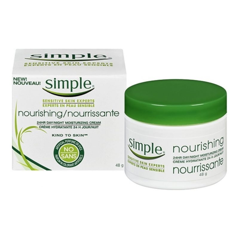 Mặt nạ ngủ Simple Water Boost Skin Quench Sleeping Cream