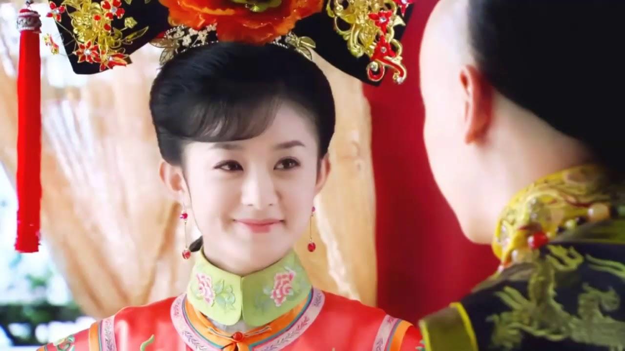 Lệ Dĩnh vào vai Tình Nhi, một cô công chúa nhỏ nhắn xinh xắn.