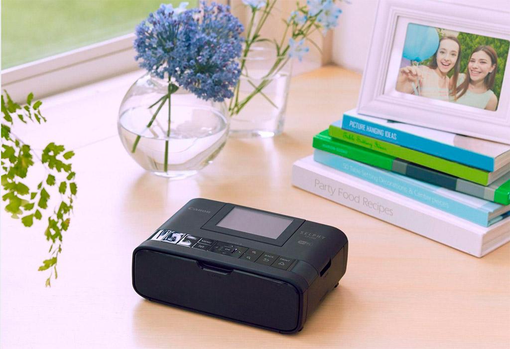 Máy in ảnh mini Canon Selphy CP1300 Wifi