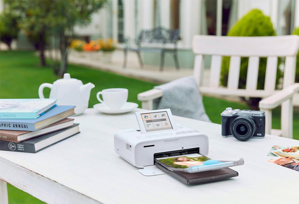 máy in hình mini Selphy CP1300