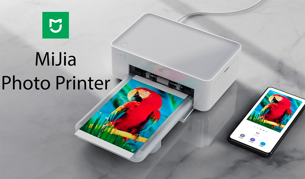 Máy in ảnh mini Xiaomi MIJIA Photo Printer