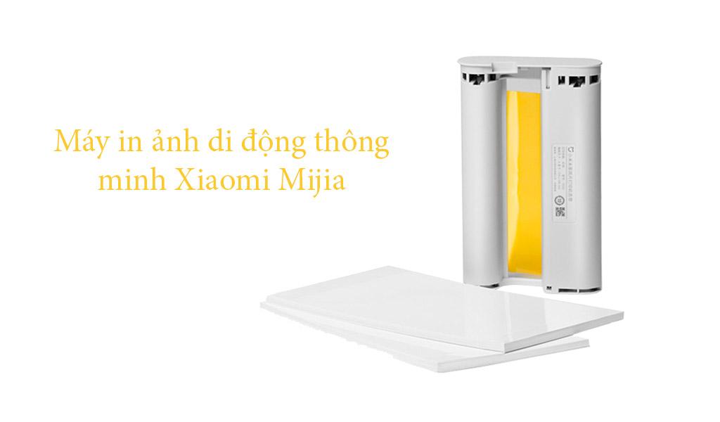 Máy in ảnh di động thông minh Xiaomi Mijia