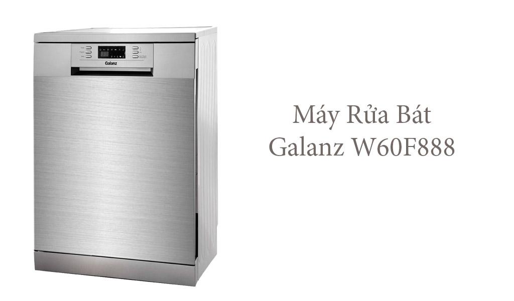 Máy Rửa Bát Galanz W60F888