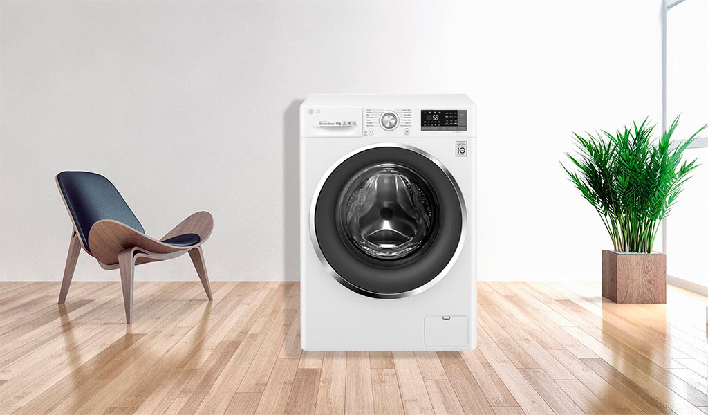 Mua máy giặt nào tốt, mua LG