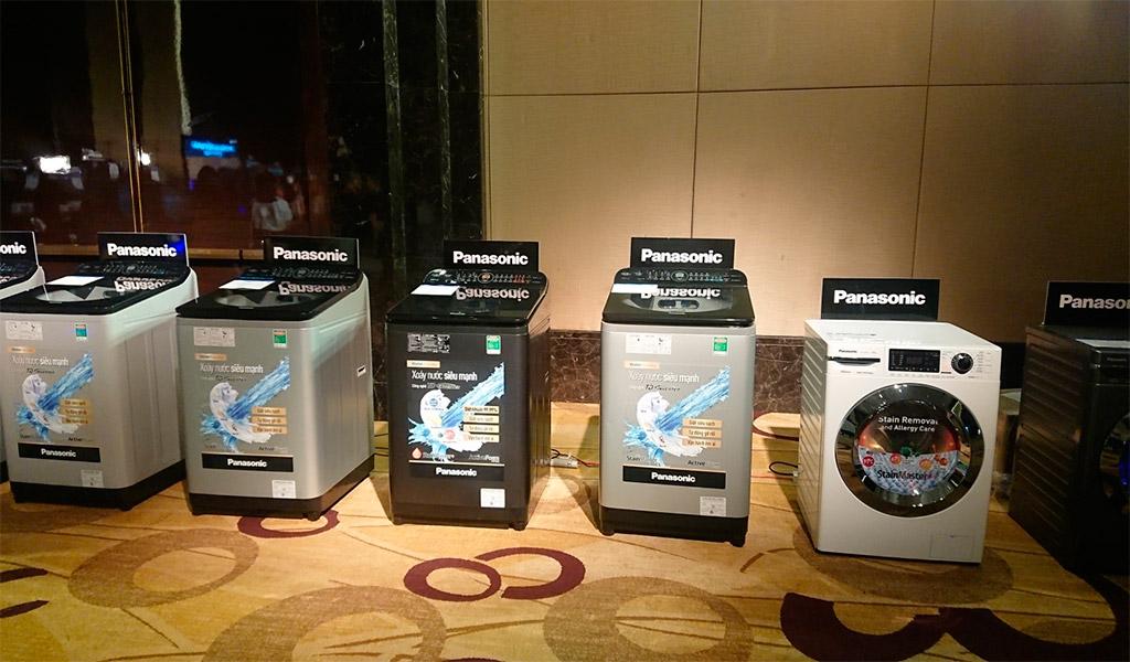 Nên mua máy giặt hãng nào, nên mua Panasonic