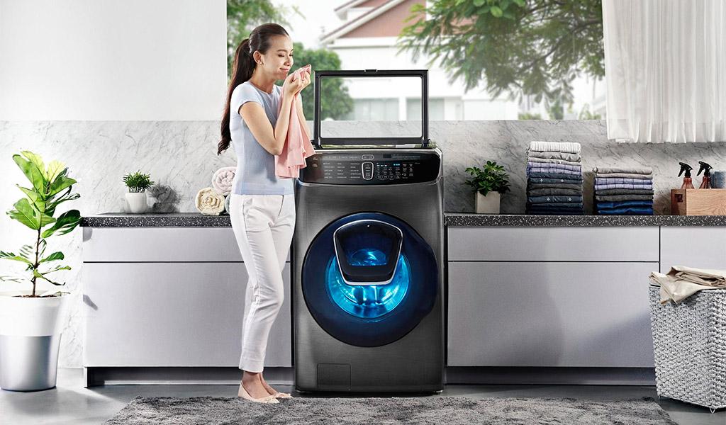 Mua máy giặt nào tốt, chọn mua Samsung