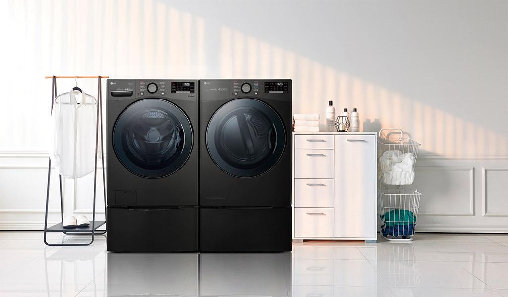 nên mua máy giặt hãng nào, chọn LG