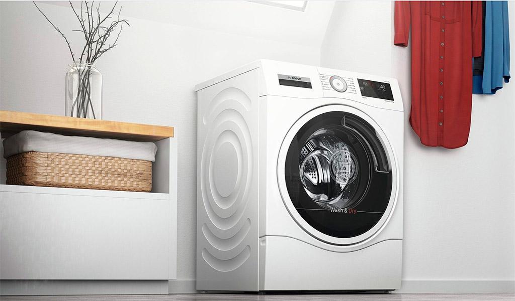 Máy giặt Toshiba, máy giặt hiện đại