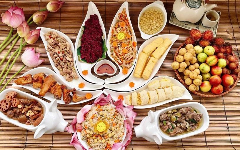Những món ăn truyền thống ngày tết Đoan Ngọ