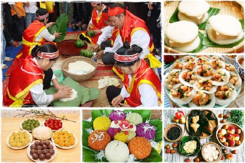 Ngày Tết Trùng Thập thường có các lễ hội cầu mong vụ mùa bội thu