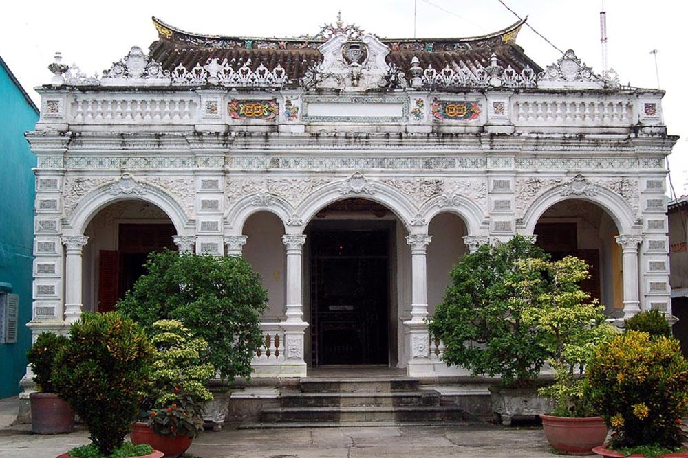 Nhà cổ Huỳnh Thủy Lê được nhiều khách du lịch đến tham quan