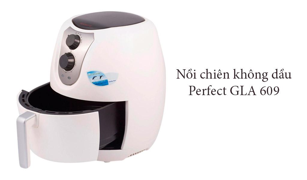 Nồi chiên chân không đa năng Perfect GLA 609
