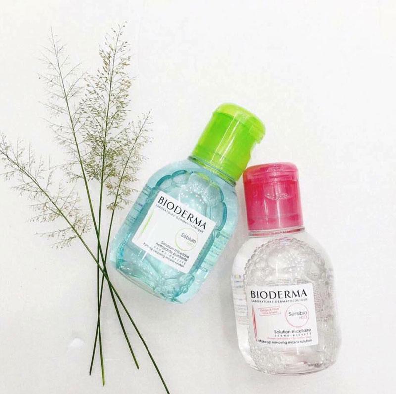Nước tẩy trang Bioderma chuyên dành cho da nhạy cảm
