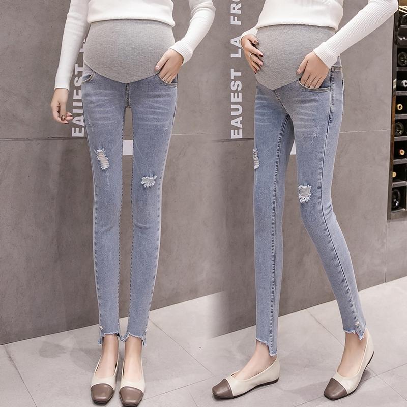 Ai bảo Mang thai phải tạm biệt quần Jeans