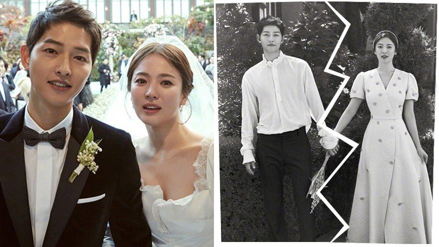 Cặp đôi quyền lực Song Joong Ki_ Song Hye Kyo giờ đây lại bị chia đôi.